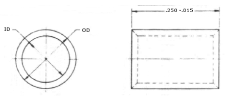 MS21980 Drawing