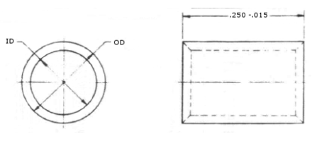 MS21981 Drawing