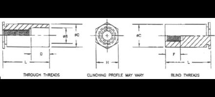 NAS1129 Drawing